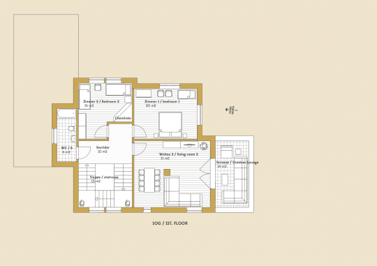 1.OG / 1st. floor