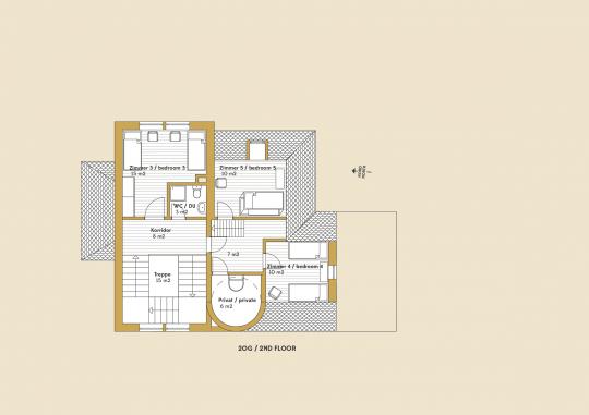 2.OG / 2nd. floor